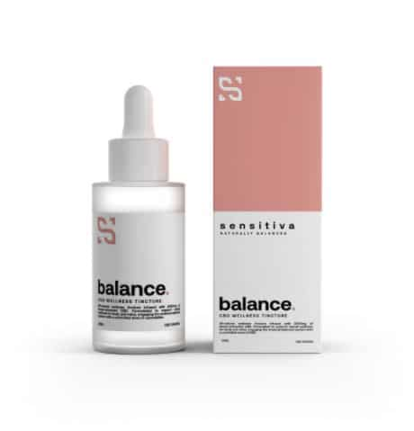 sensitiviabalanceCBD