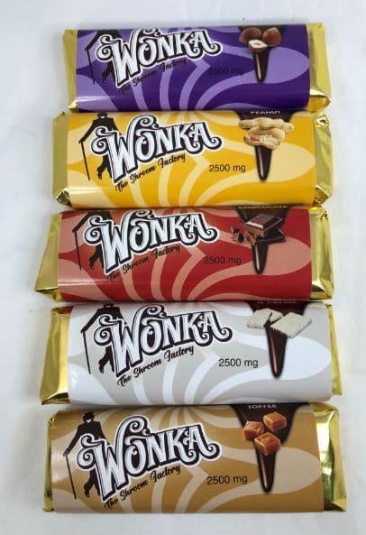 Wonka Magic Shrooms